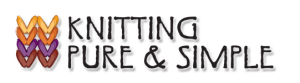 Knitting Pure and Simple Logo - smaller