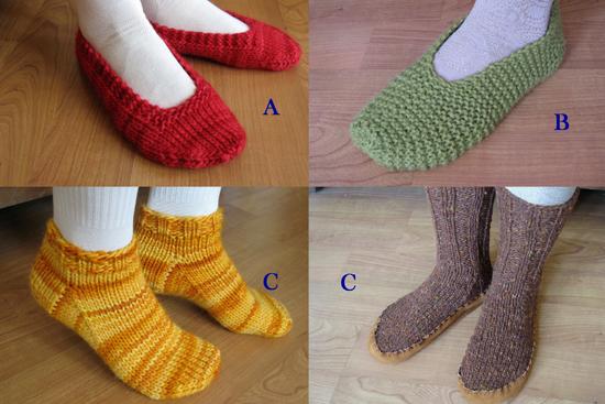 Free Babies Knitting Patterns : Mukluk Pattern Free images