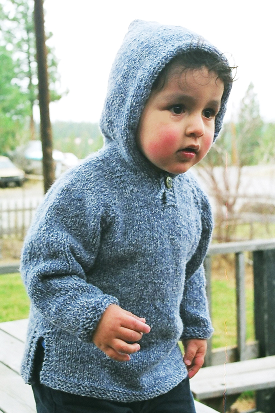 Knitting Patterns For Baby Tunics : # 211 Baby Tunic Knitting Pure And Simple