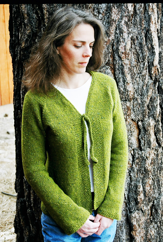 Knitting Patterns For Larger Ladies : # 241 Neck Down V Neck Shaped Cardigan Knitting Pure And Simple
