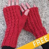 Knitting-KnitRedCableMitts-1301-web