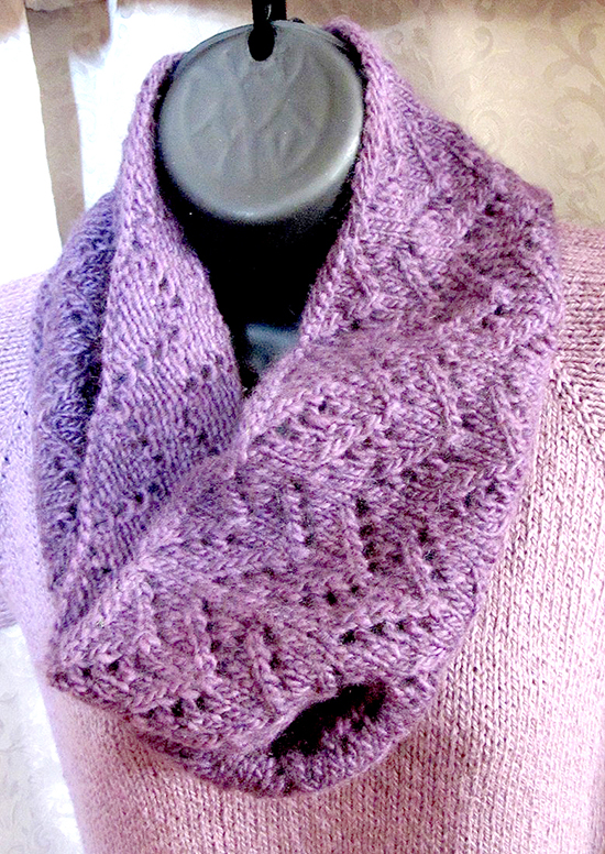 Knitting Pattern Website : FREE   Mountain Cowl Knitting Pure And Simple