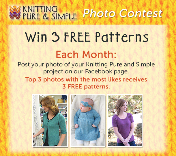 Win 3 Free Knitting Patterns By Submitting Your Photo ...
