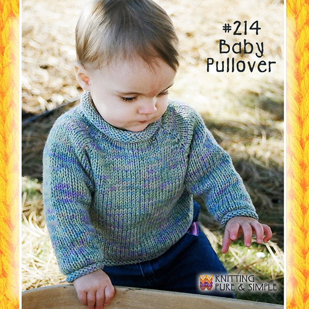 follow Knitting Pure and Simple on Pinterest