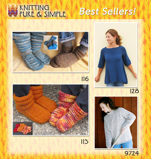 best selling patterns of 2014