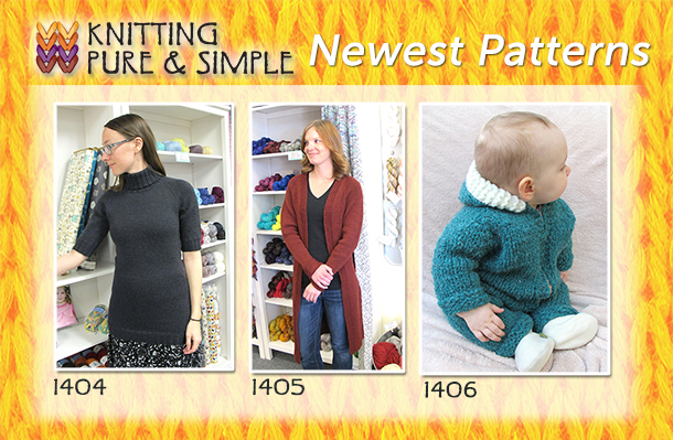 easy to knit patterns from Fall 2014