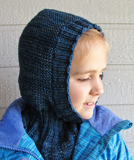 Balaclava Free Knitting Pattern : # 1606 Child s Balaclavas Knitting Pure And Simple