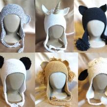# 1306 Animal Hats