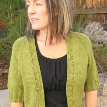 # 294 Summer Open Cardigan