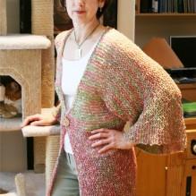 # 282 Kimono Style Cardigan