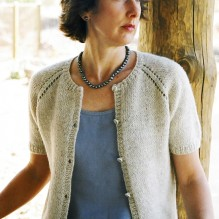 # 221 Neck Down Summer Cardigan