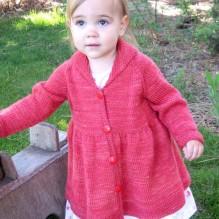 # 1010 Girl's Victorian Coat