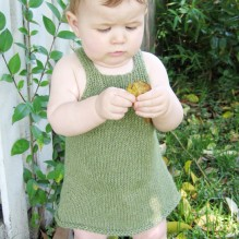 # 266 Little Girl's Sundress or Jumper