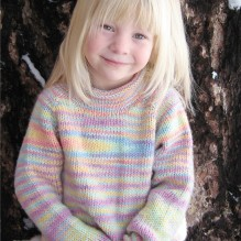 # 9730 Children's Neck Down Pullover