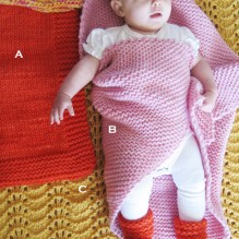 # 281 Bulky Baby Blankets and Booties