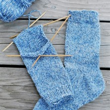 # 9728 Beginner Socks
