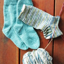 # 245 Easy Children's Lightweight Socks