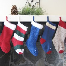 # 277 Easy Christmas Stockings