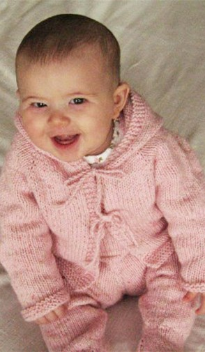 KnittingPureandSimple-freepattern-babycardigan