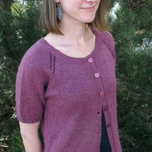# 123 – Top Down Lightweight Cardigan